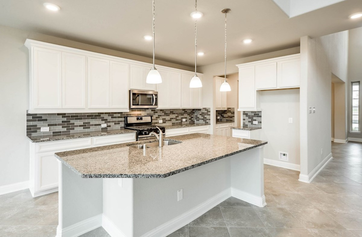 Fenway quick move-in open and airy kitchen