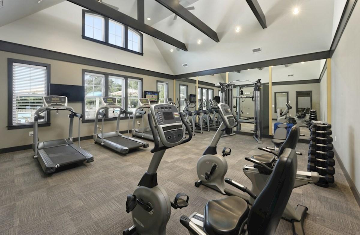 Frederick quick move-in Fitness Center