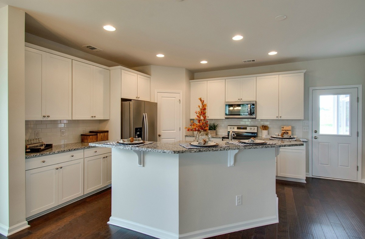 McKinley quick move-in open kitchen