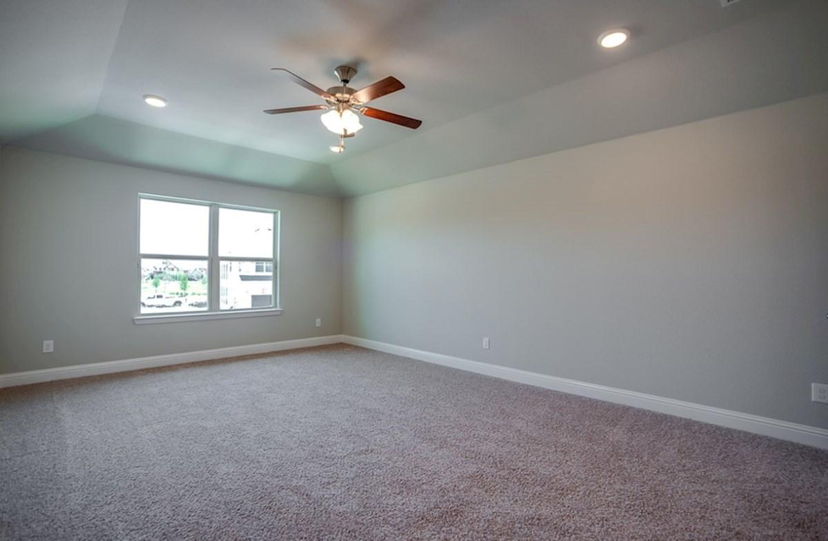 Eastland quick move-in open game room on second floor