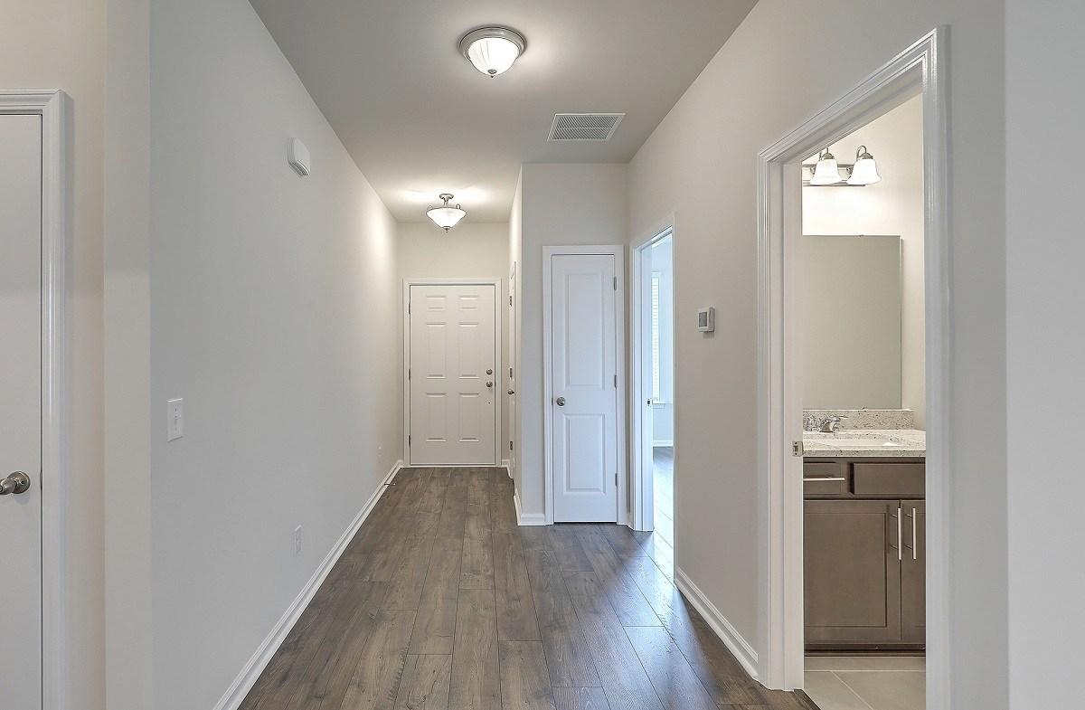 Franklin quick move-in inviting foyer