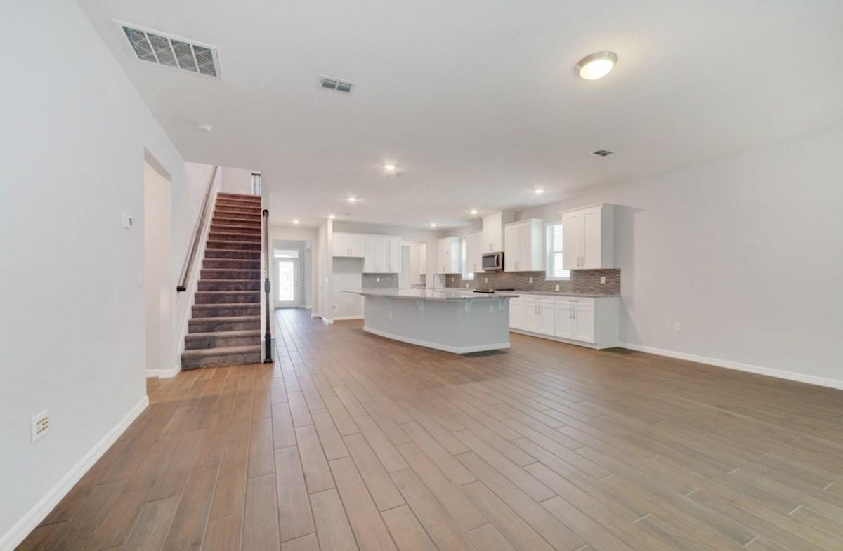 Clifton Park Kendal spacious great room