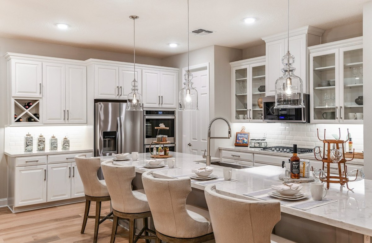 Clifton Park Canterbury chef-inspired kitchen