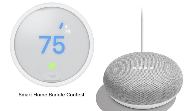 Smart Home Bundle Contest