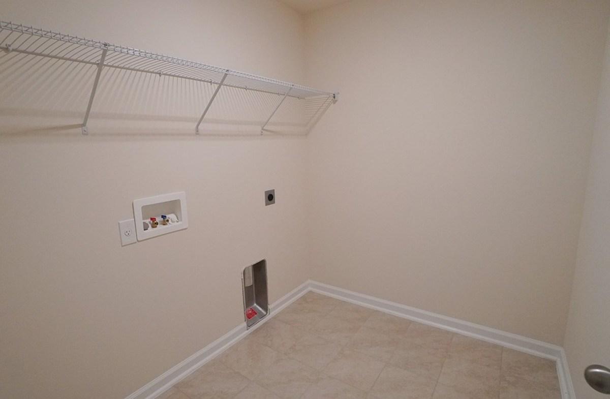 Savannah quick move-in generous laundry room