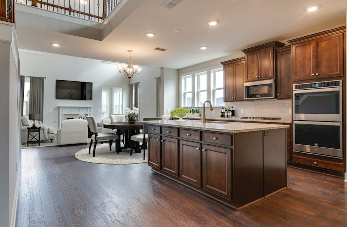 Dogwood quick move-in classic kitchen