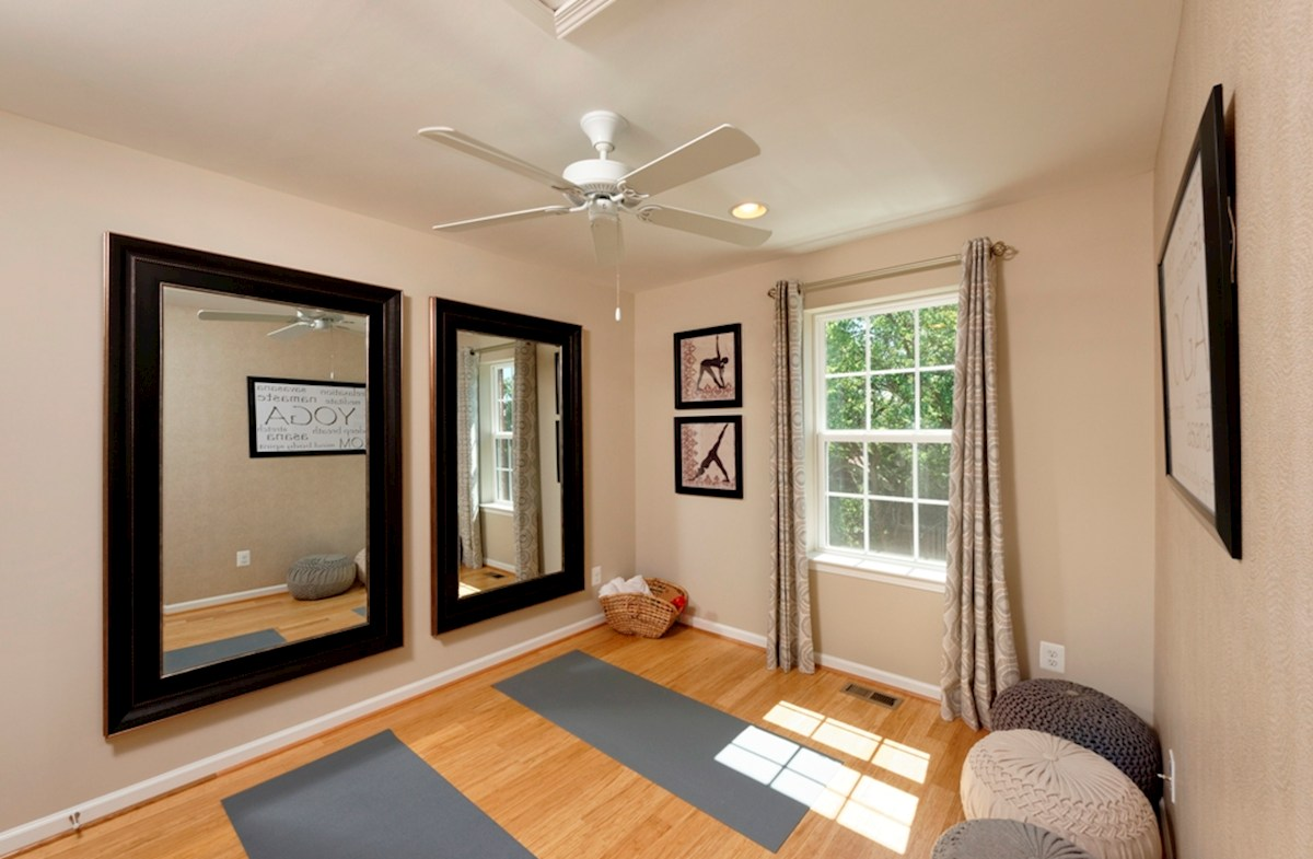Versatile Secondary Room in the Rockville II