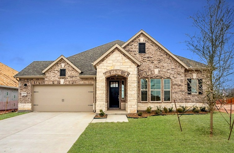 Blakely Elevation French Country V quick move-in
