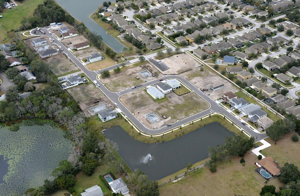 community aerial