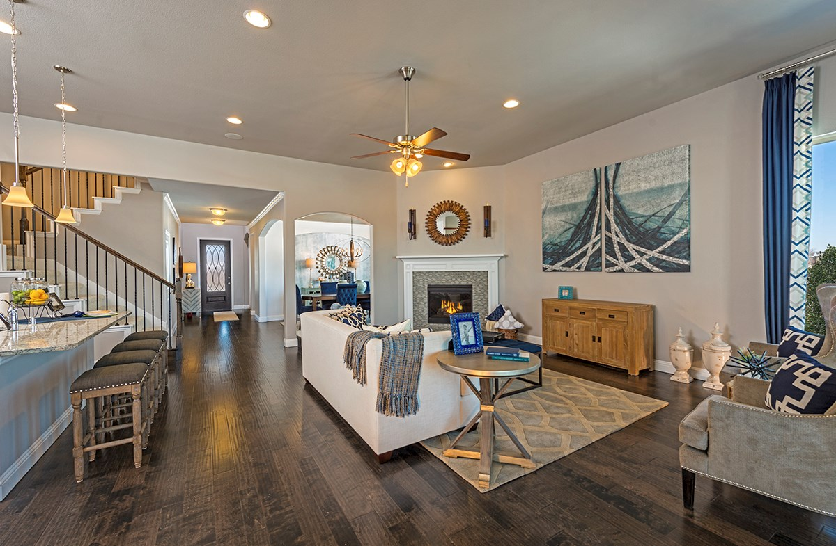 Creeks of Legacy Galveston Galveston great room for entertaining