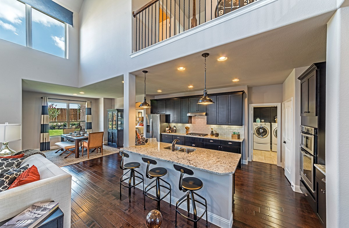 Lakes of Prosper Brookhaven Brookhaven beautiful kitchen