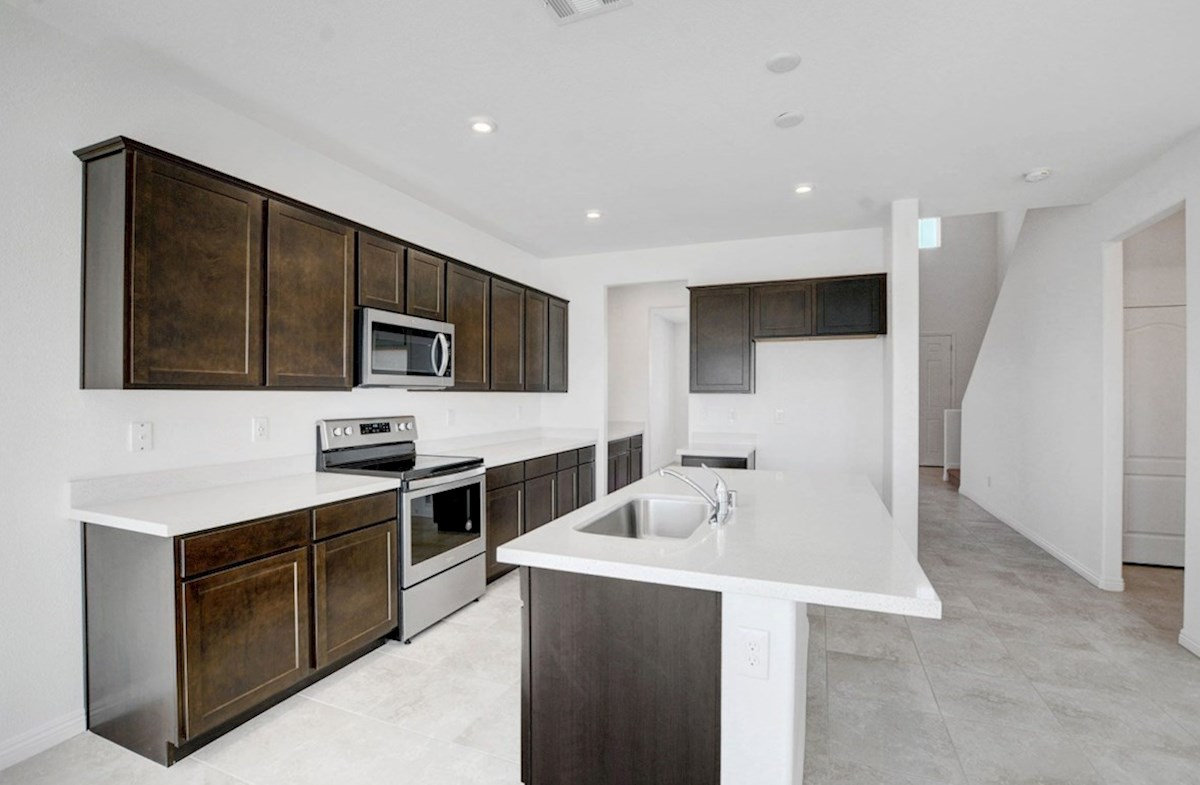 Verano quick move-in Burson Enclave, Pahrump, NV Verano Kitchen