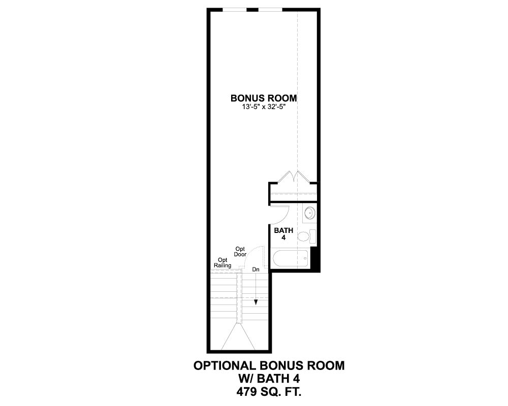 Paid options for Second Floor