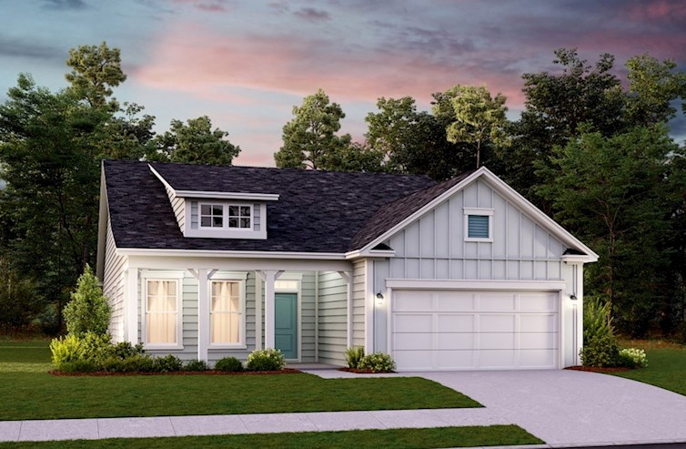 Laurel Elevation Coastal L