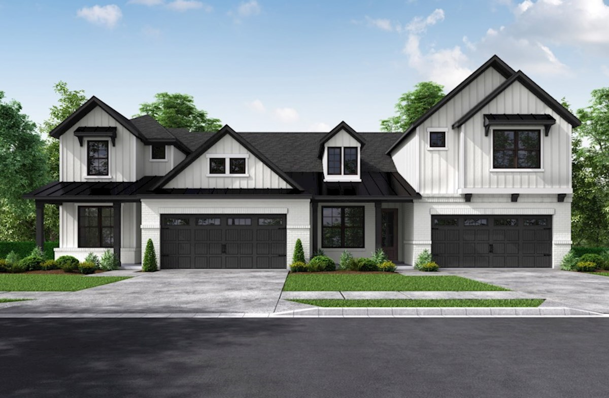 Spicewood Home Plan In Bridgeland: Harmony Grove, Cypress