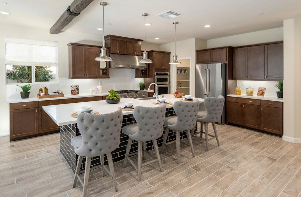 Aurora Heights Cedar Prepare chef-inspired meals in your gourmet kitchen