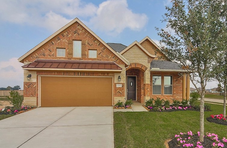 Cameron Elevation French Country M quick move-in