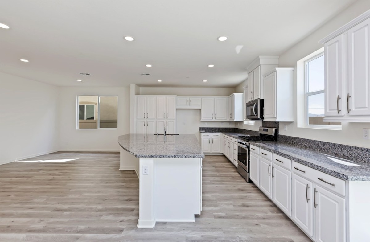 Reserve quick move-in Enjoy casual dining in open-concept kitchen