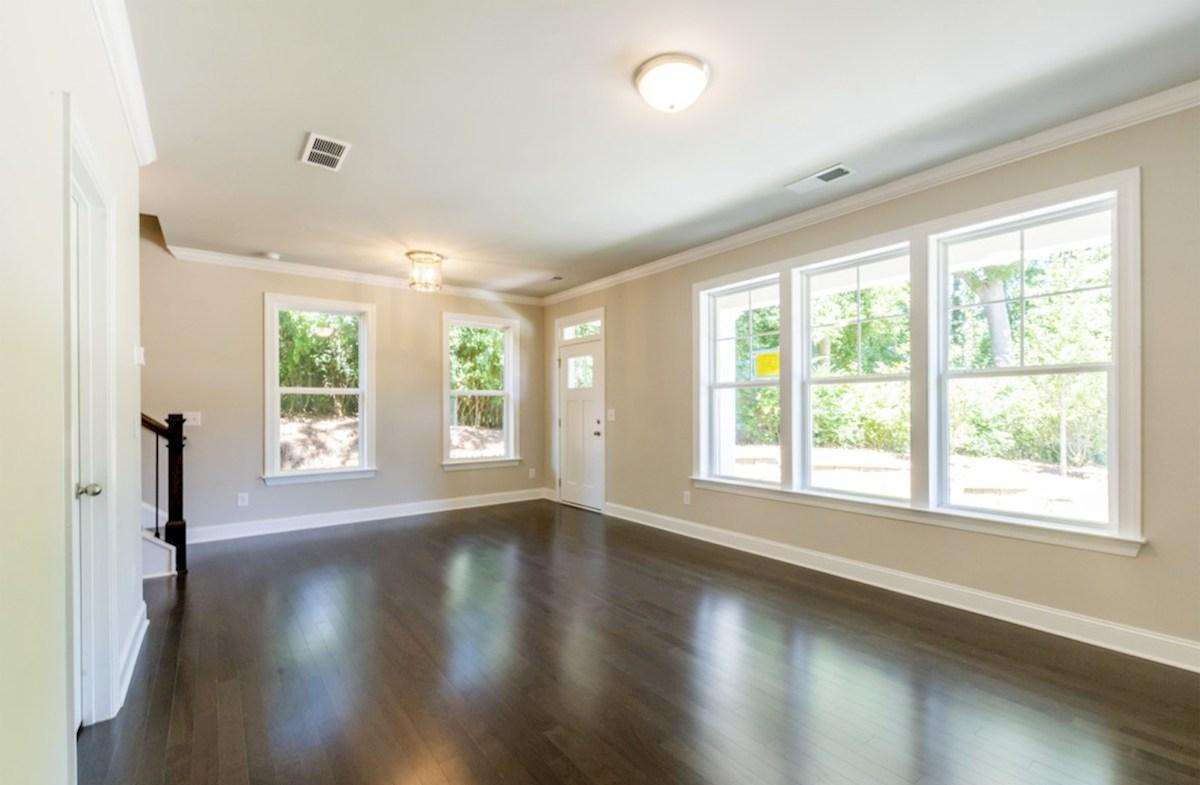 Preston quick move-in Bonus Room with hardwoods