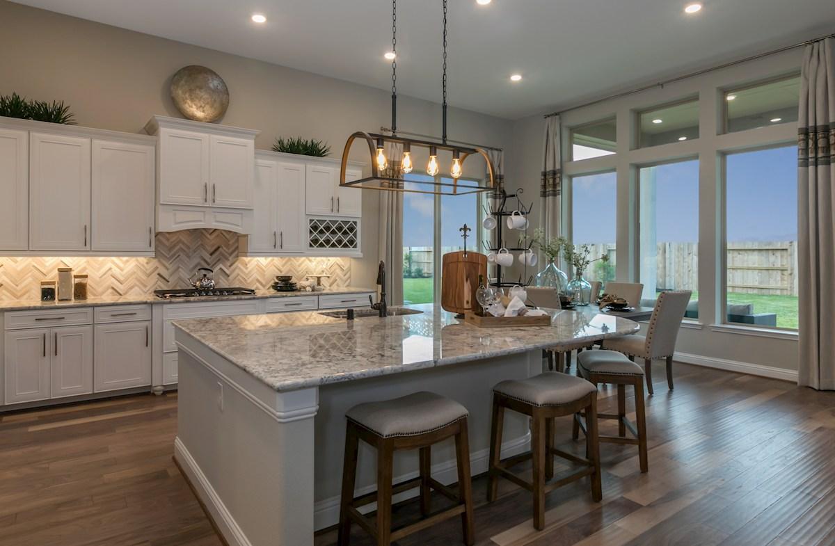 Young Ranch Aldrin spacious Choice kitchen