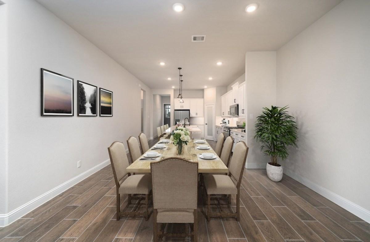 Bridgeland: Harmony Grove Serendipity Serendipity Casual Dining Area