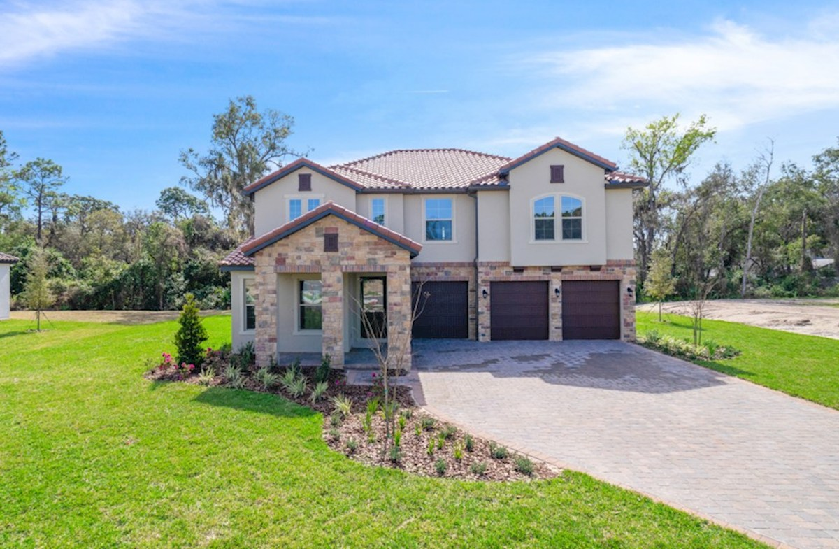 Sequoia II Elevation Tuscan N quick move-in