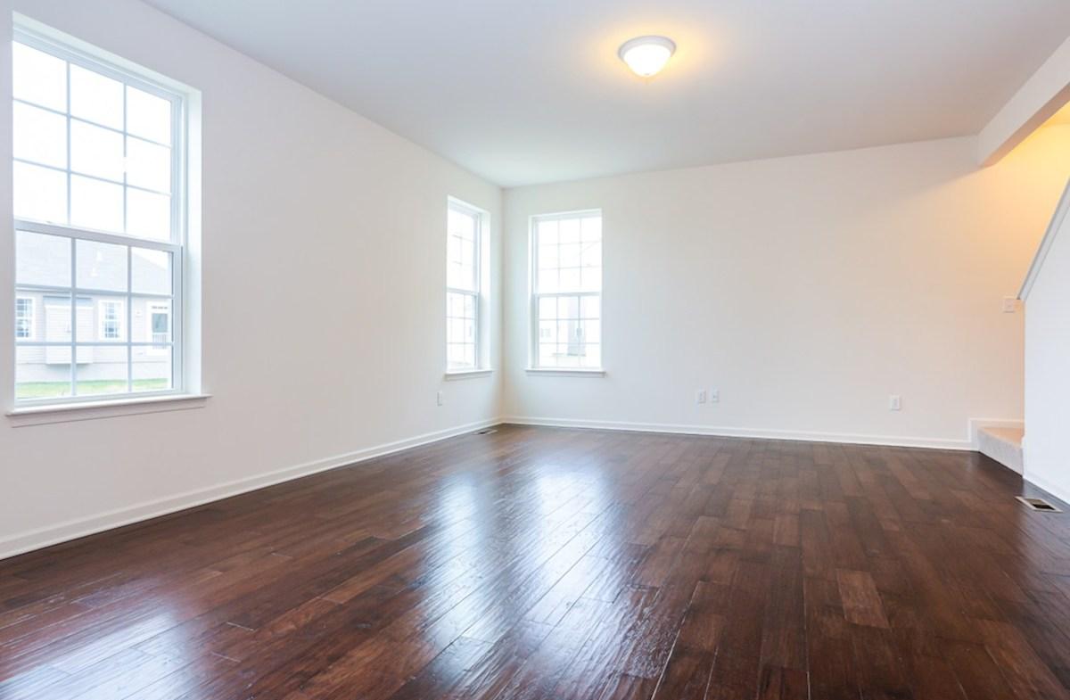 Summerfield Harrison spacious family room