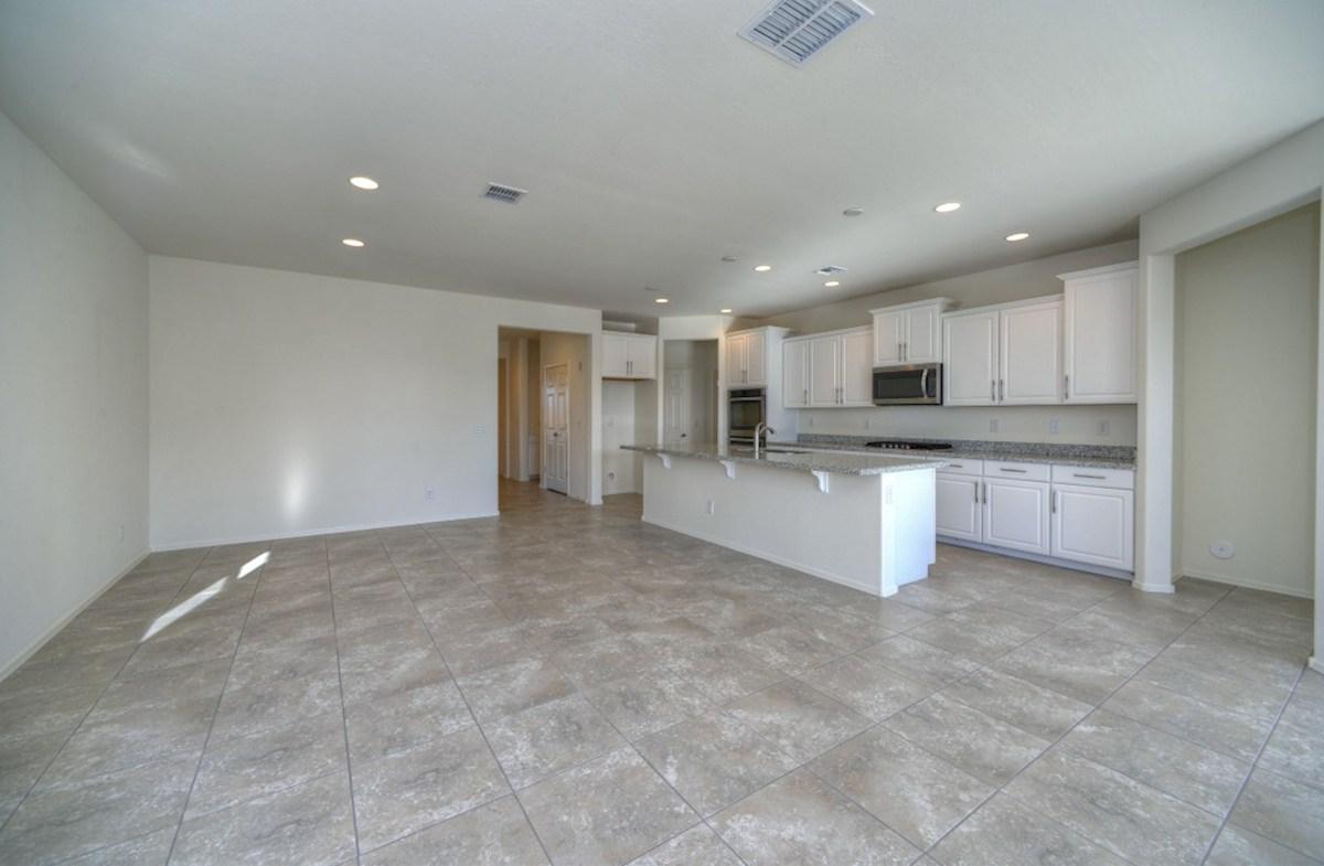 Chaparral quick move-in open floorplan