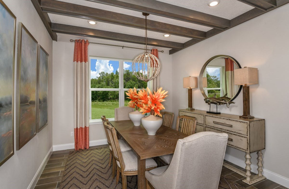 Luciana quick move-in formal dining