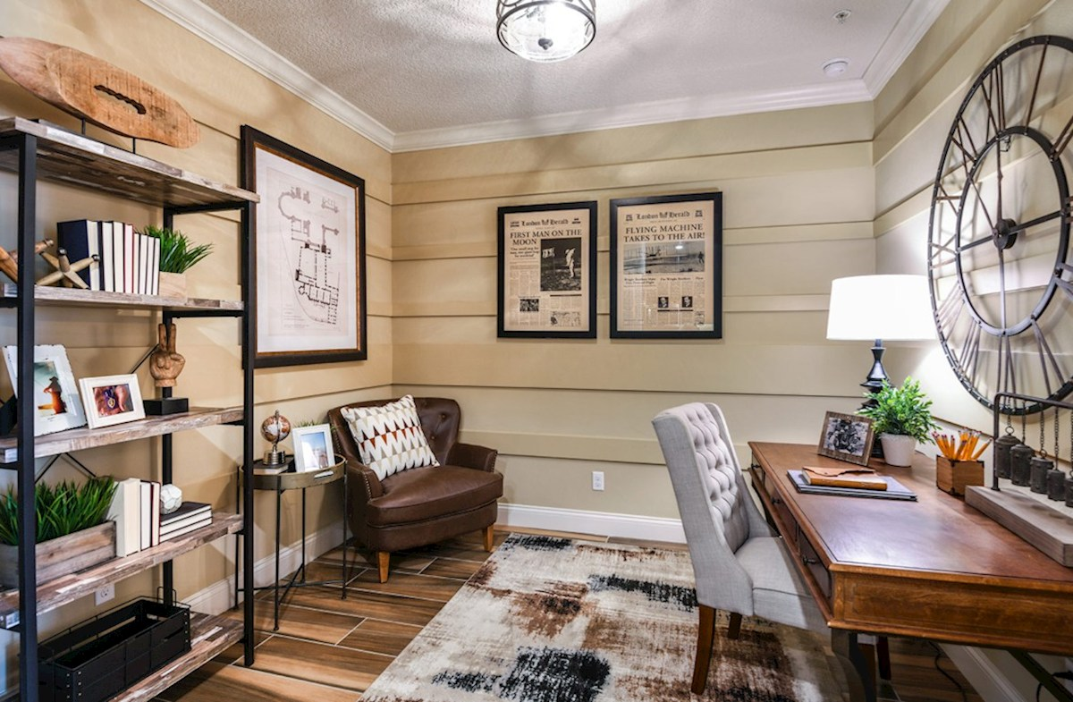 Gatherings® of Lake Nona Aspen with Study secluded study