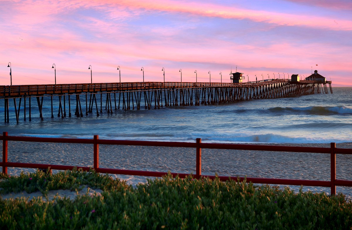 walking distance to Imperial Beach Pier