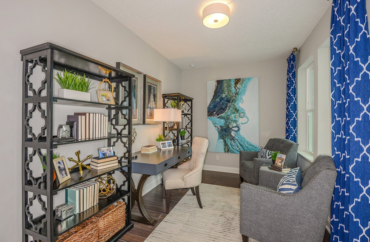 Dogwood quick move-in secluded study