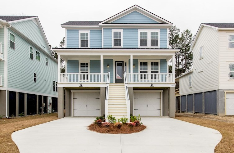 Tidewater Elevation Classic Revival L quick move-in