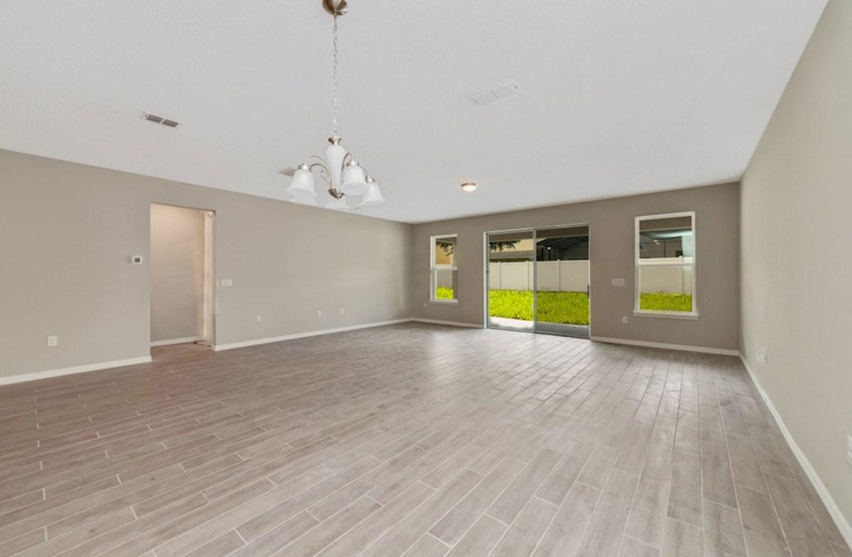 Durham quick move-in spacious great room