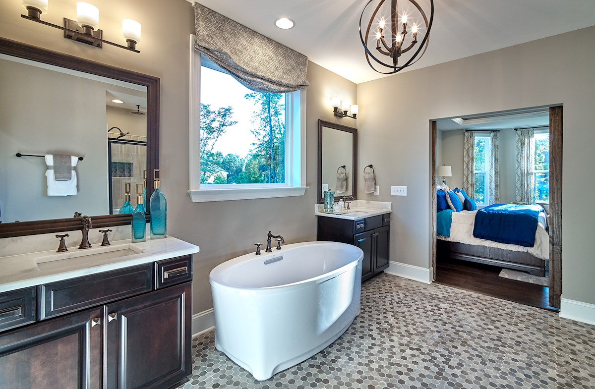 Abbey master bath
