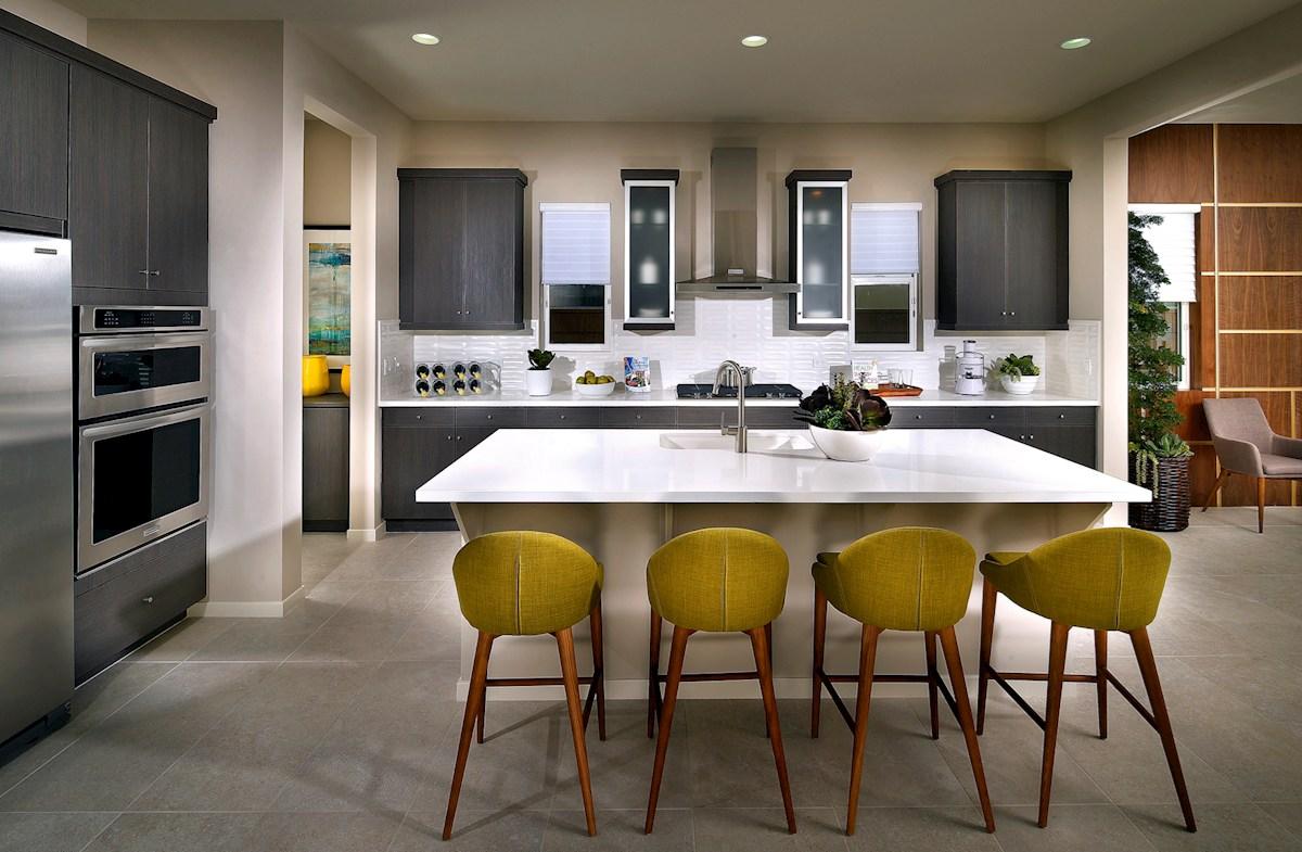 Vermillion at Escena Residence 3 spacious open kitchen