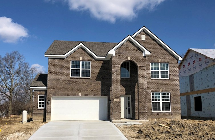Jefferson Elevation French Country FCN quick move-in