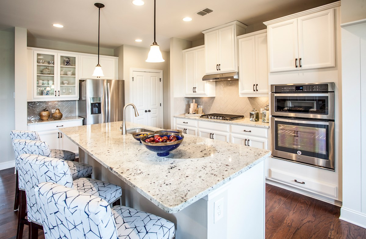 Summit at Towne Lake Springdale energy efficient kitchen