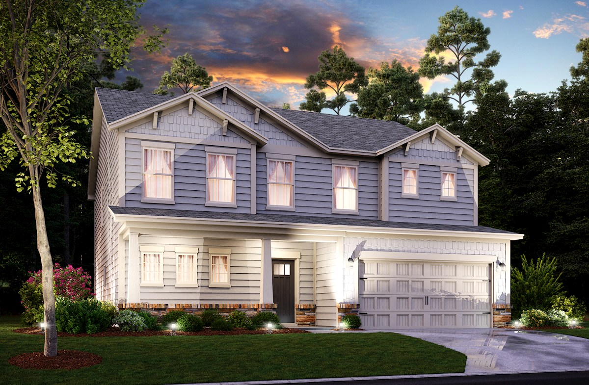 New Single-family Homes Coming Winter 2019