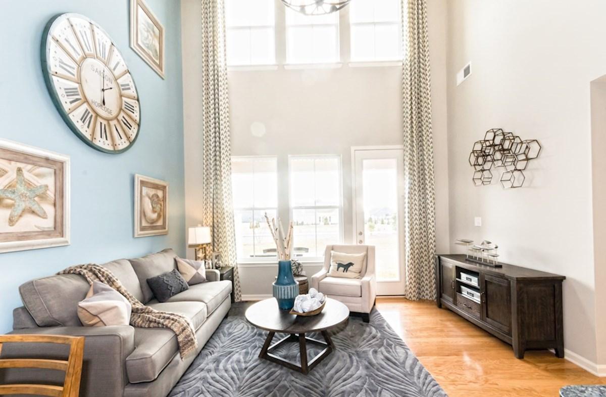 Heron's Ridge at Bayside Bethany Bethany two-story Family Room