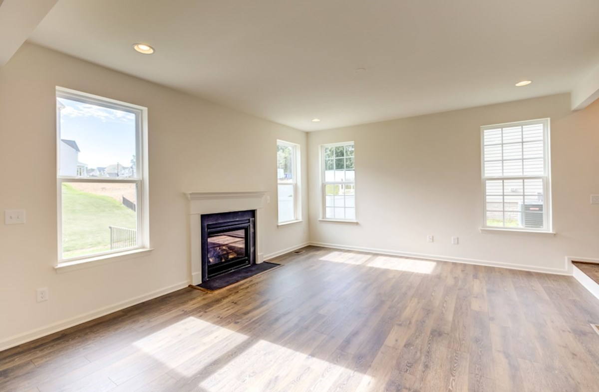 Harrison quick move-in expansive family room