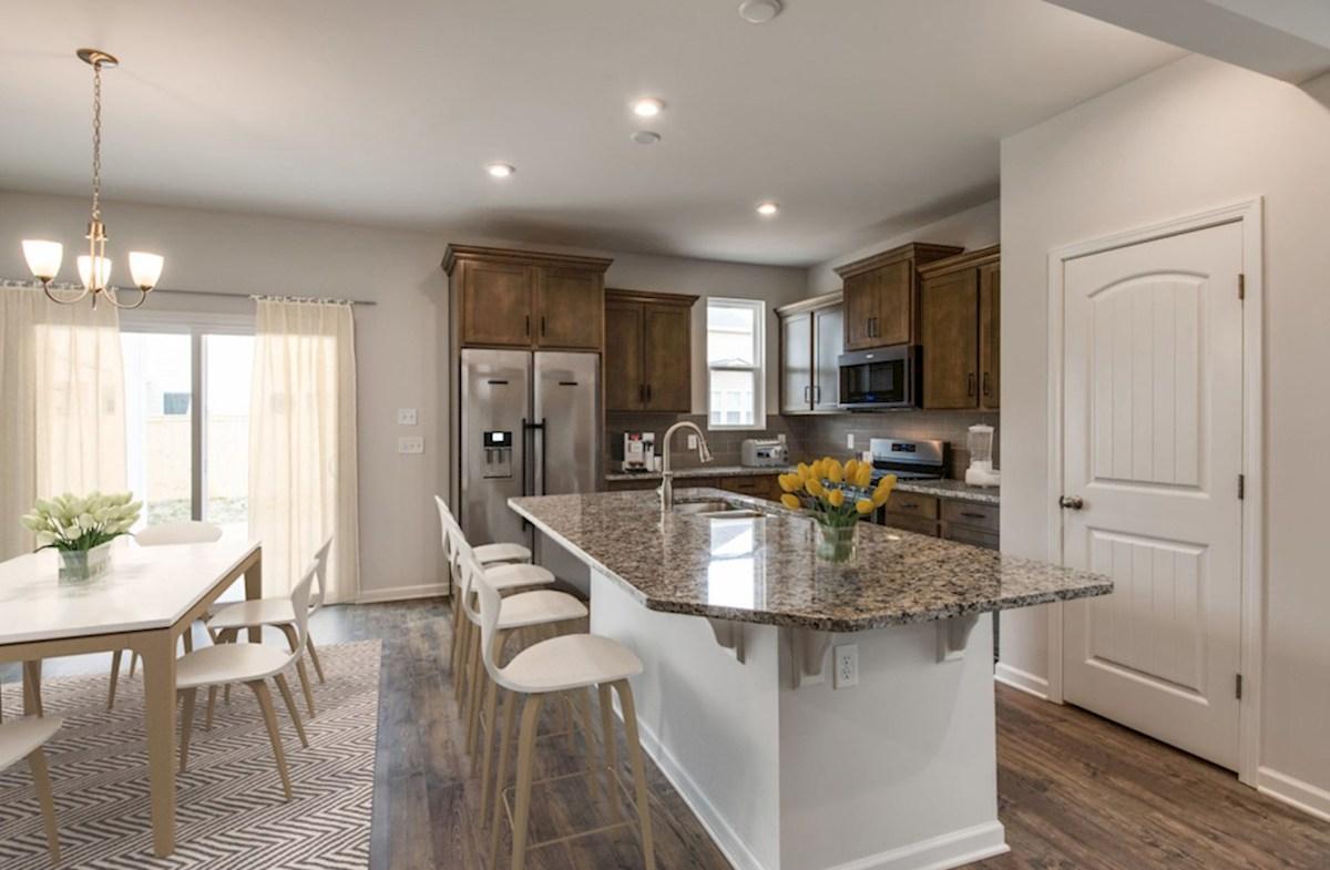 Herrington Harper II light-filled kitchen