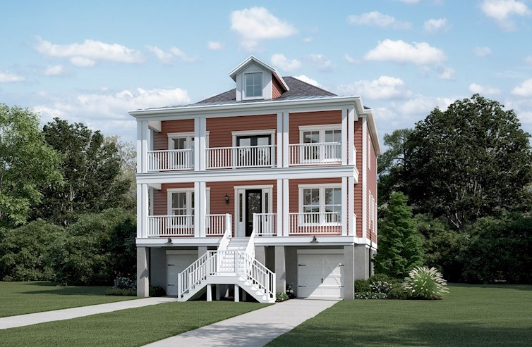 Wentworth Elevation Traditional L