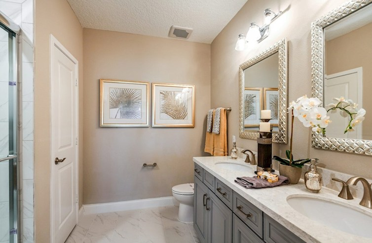 Gatherings® at Mercer Crossing Dorset Dorset Master Bathroom