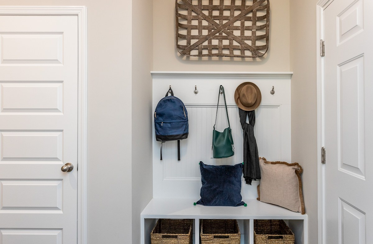 Madison mudroom