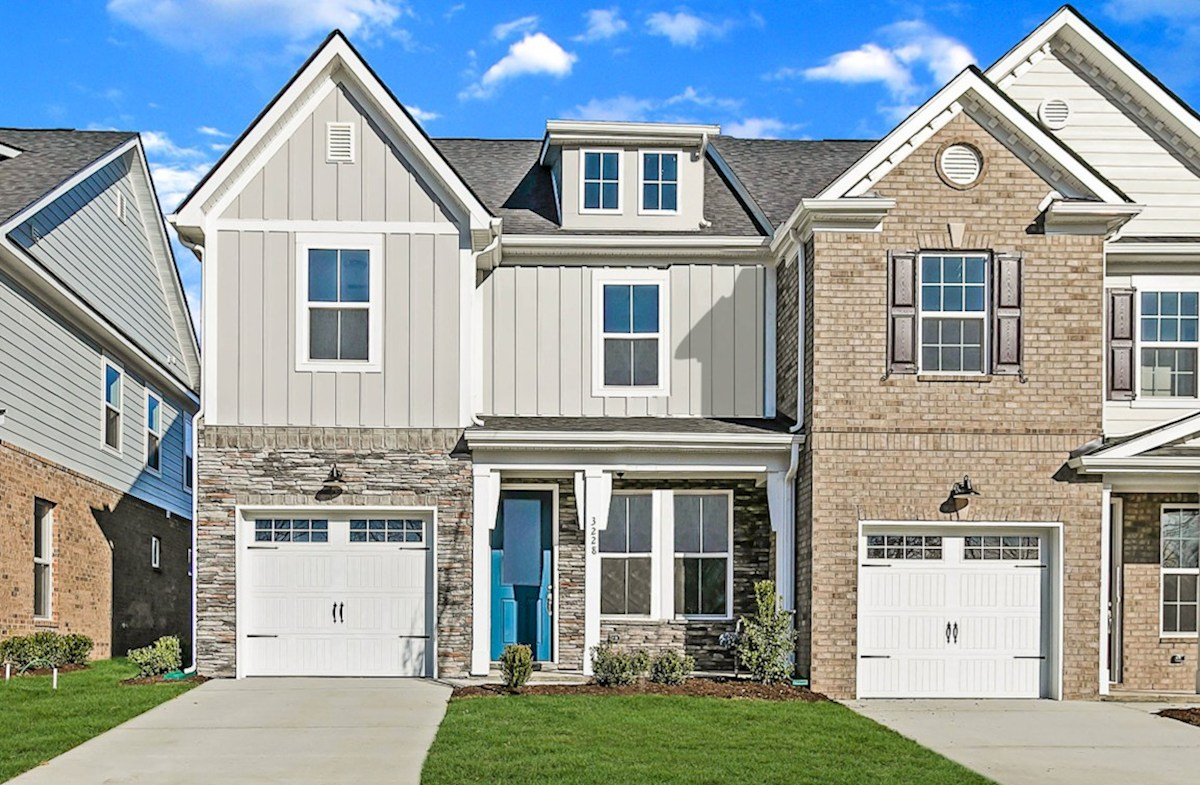 Laurel Elevation French Country M quick move-in