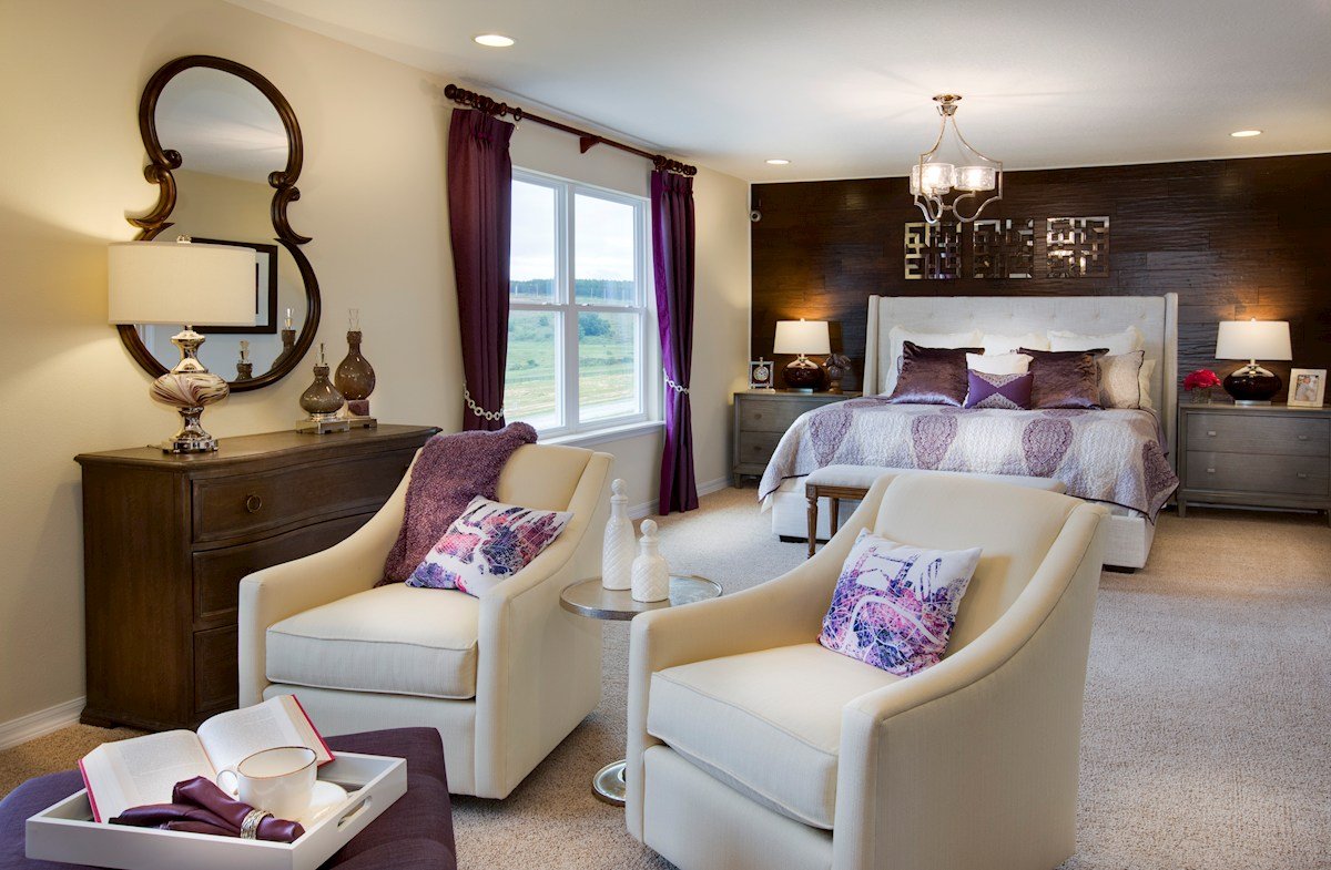 Reserve at Sawgrass Captiva spacious master bedroom