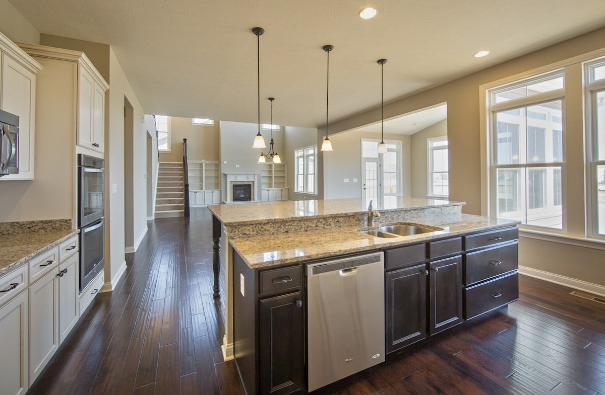 Hampshire Meridian Collection  Oakhill Gourmet kitchen for making memorable meals