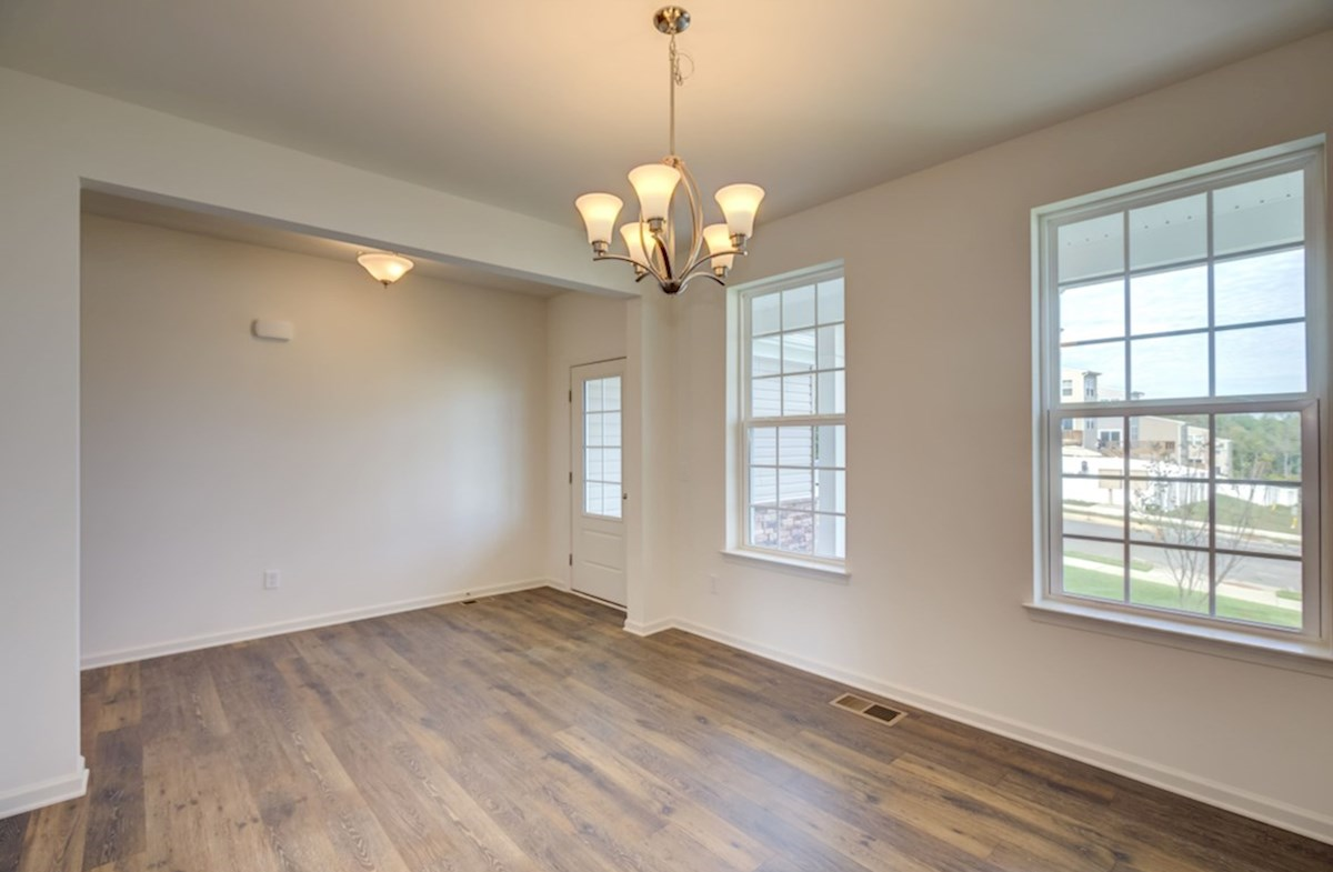 Harrison quick move-in formal dining room