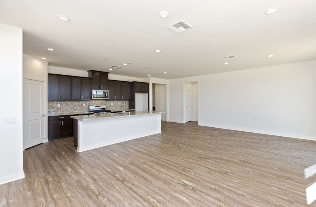 Napa quick move-in Enjoy preparing meals while catching up on the family's day - your new gourmet kitchen opens directly to the living room so you can maximize family time